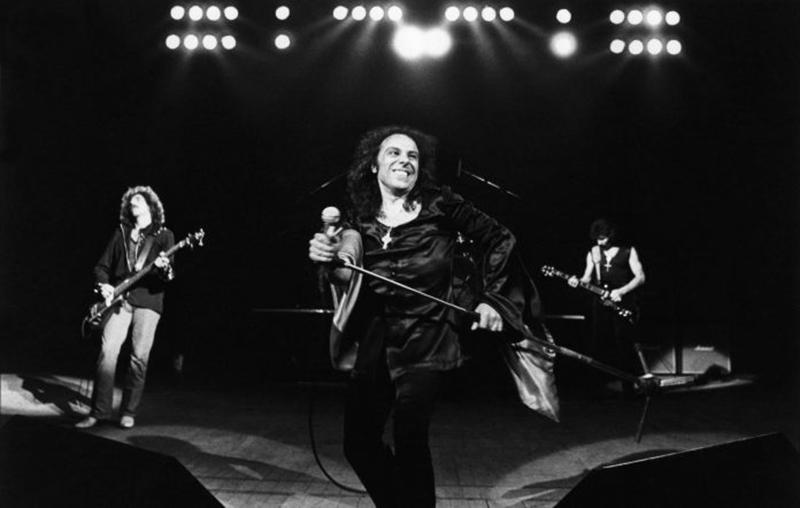 Slapback, tema inédito de Black Sabbath con Ronnie James Dio