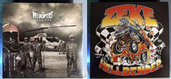 The Hellacopters Head Off Zeke Hellbender disco
