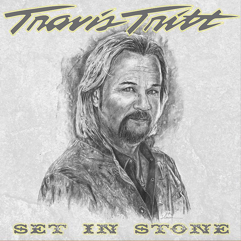 Travis Tritt publica nuevo disco Set In Stone