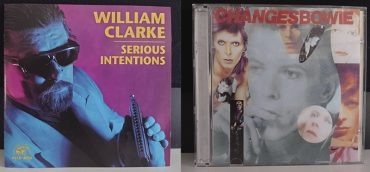 William Clarke Serious Intentions David Bowie Changesbowie