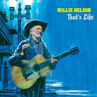Willie Nelson That's life nuevo disco