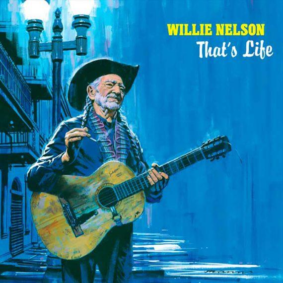 Willie Nelson That's life nuevo disco