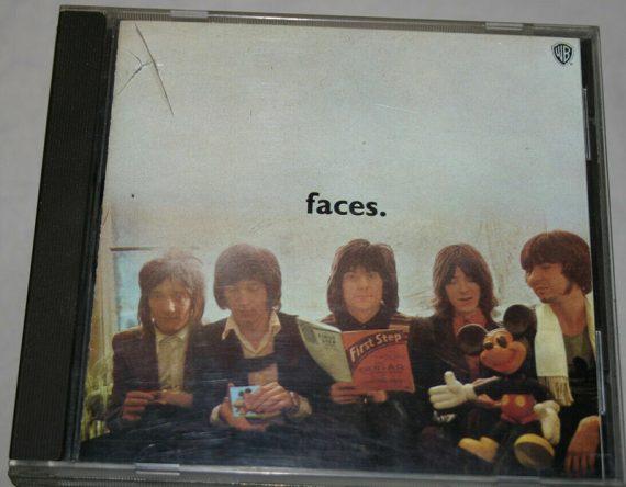 faces first step disco aniversario 1970