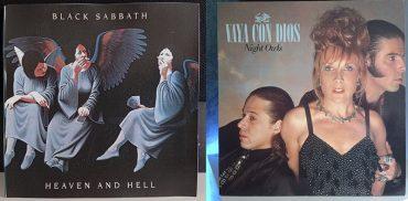 Black Sabbath Heaven and Hell Vaya con Dios Night Owls