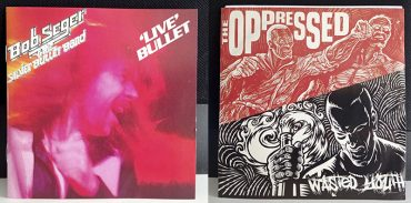 Bob Seger and The Silver Bullet Band Live Bullet The Oppressed Wasted Youth disco
