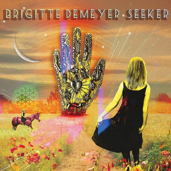 Brigitte DeMeyer publica Seeker