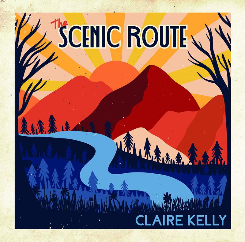 Claire Kelly debuta con The Scenic Route