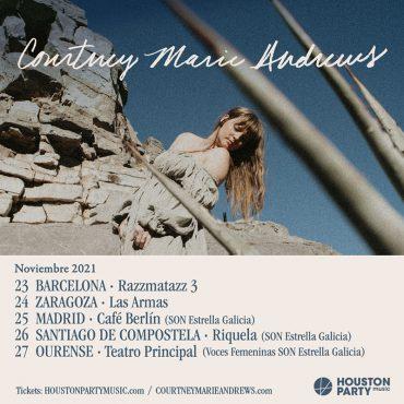 Courtney Marie Andrews gira España 2021