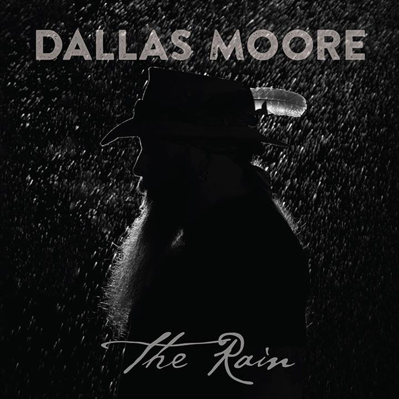 Dallas Moore publica nuevo disco, The Rain