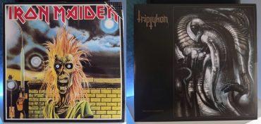 Iron Maiden Iron Maiden Triptykon Melana Chasmata disco