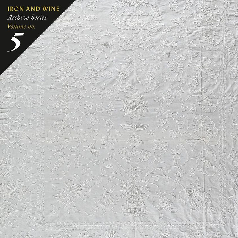Iron & Wine lanza sus grabaciones perdidas con Archive Series Volume No.5 Tallahassee Recordings