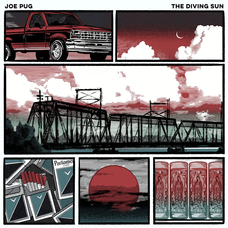 Joe Pug publica The Diving Sun