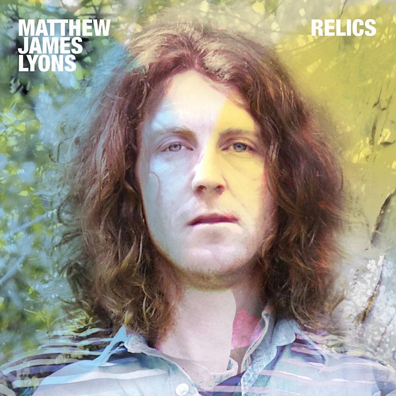 Matthew James Lyons debuta con el disco Relics
