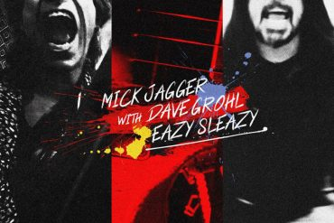 Mick Jagger y Dave Grohl graban Eazy Sleazy
