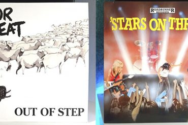 Minor Threat Out Of Step Stars On Thrash disco
