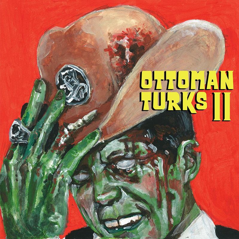 Ottman Turks debutan con el disco Ottman Turks II