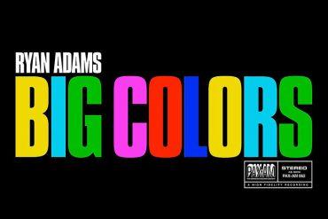 Ryan Adams retoma Big Colors