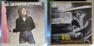 Suzi Quatro Suzi... And Other Four Letter Words Volbeat Outlaw Gentlemen and Shady Ladies disco