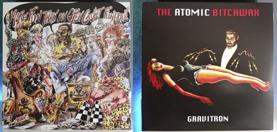 The Accüsed ‎More Fun Than An Open Casket Funeral The Atomic Bitchwax Gravitron disco