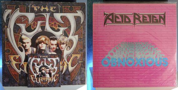 The Cult Electric Acid Reign Obnoxious disco