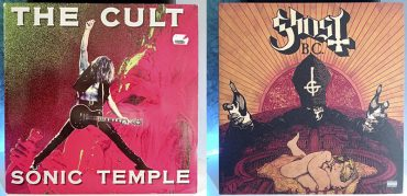 The Cult Sonic Temple Ghost Infestissumam