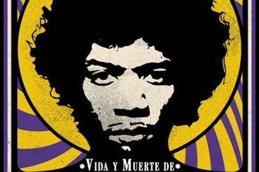 Vida y muerte de Jimi Hendrix Two Riders Were Approaching. Mick Wall