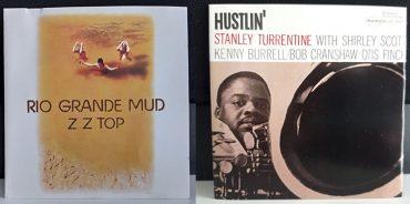 ZZ Top Rio Grande Mud Stanley Turrentine Hustlin' disco