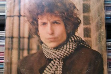 Bob Dylan Blonde on Blonde aniversario