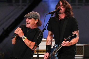 Brian Johnson y Eddie Vedder regresan a los escenarios