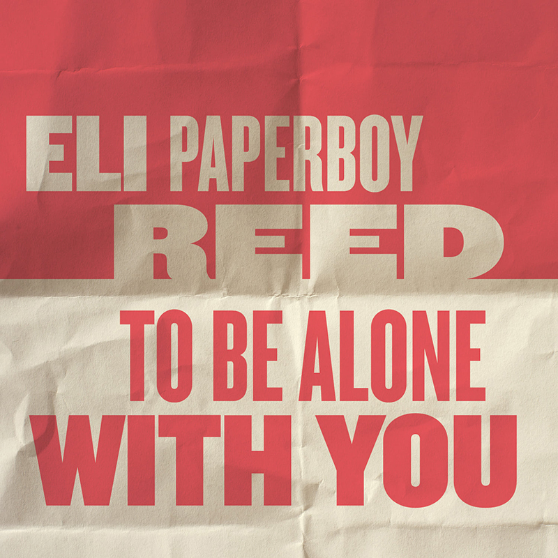 Eli Paperboy Reed le canta a Dylan en To Be Alone With You