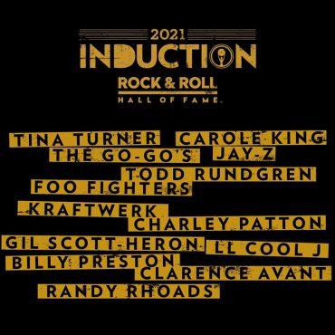 Ingresan al Rock & Roll Hall of Fame 2021
