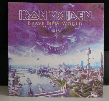 Iron Maiden Brave New World disco