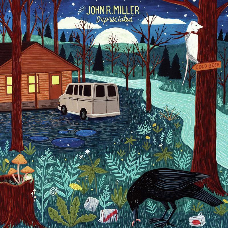 John R. Miller anuncia nuevo disco Depreciated