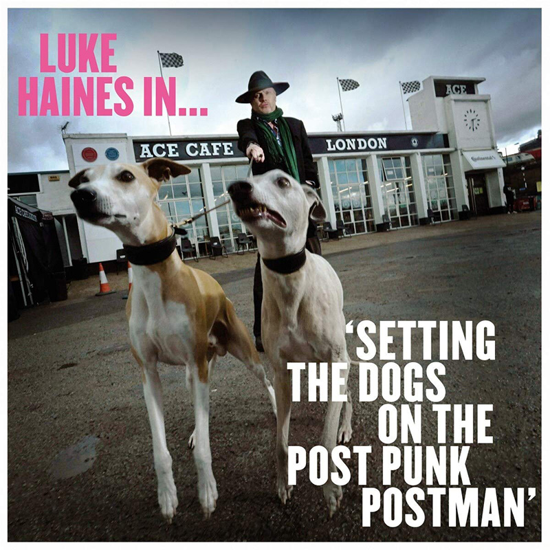 Luke Haines Luke Haines in…Setting The Dogs On The Post-Punk Postman disco
