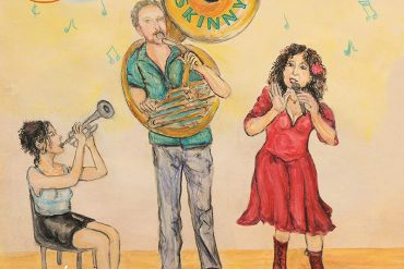 Maria Muldaur and Tuba Skinny publican Let's Get Happy Together