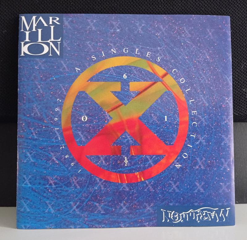 Marillion publicaron 1982-1992 - A Singles Collection disco