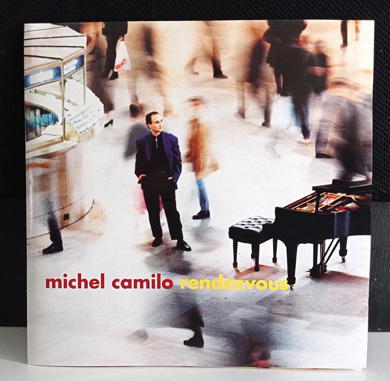 Michel Camilo publicó Rendezvous tal día como hoy