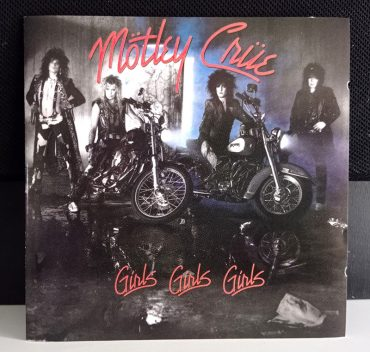 Mötley Crüe Girls, Girls, Girls disco