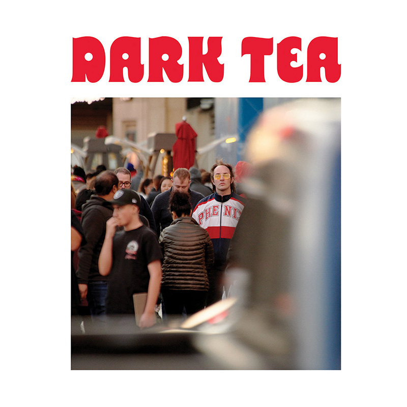 Nuevo disco de Dark Tea