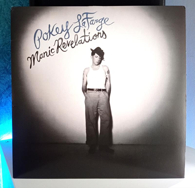 Pokey LaFarge Manic Revelations disco