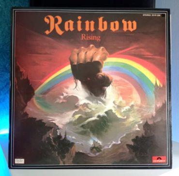 Rainbow Rising disco