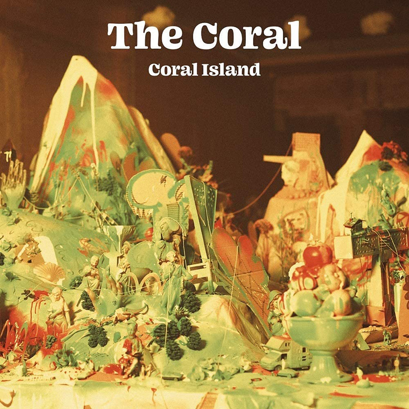 The Coral publican nuevo disco, Coral Island
