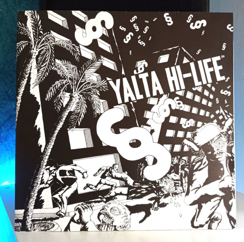 Various Yalta Hi-Life disco