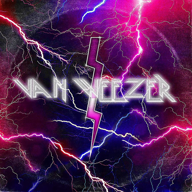 Weezer publican Van Weezer en su homenaje al metal ochentero