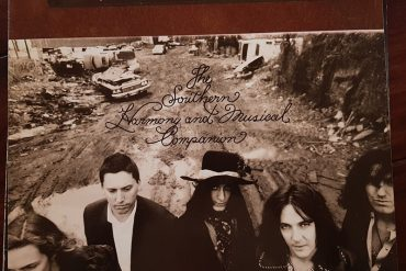 the black crowes The Southern Harmony And Musical Companion aniversario disco