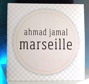 Ahmad Jamal Marseille disco