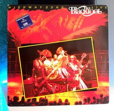 Blackfoot Highway Song Live disco