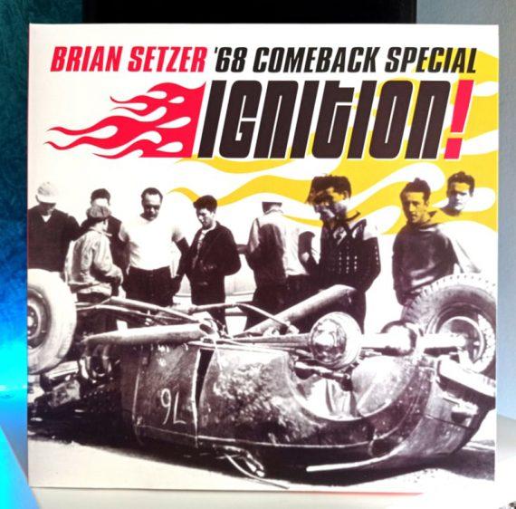 Brian Setzer, '68 Comeback Special Ignition disco