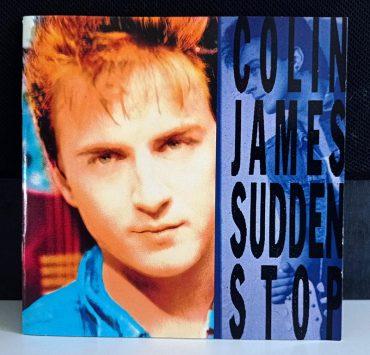 Colin James Sudden Stop disco