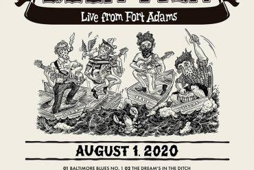 Deer Tick publican el directo Live from Fort Adams